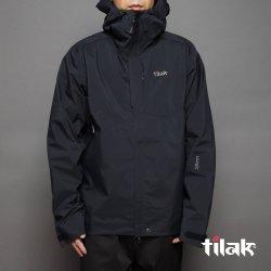 tilak(ティラック) STORM Jacket(ストームジャケット)  CAVIAR BLACK