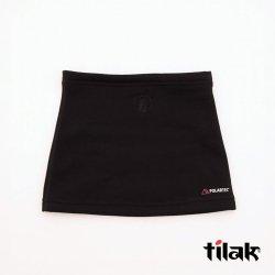 tilak(ティラック) POUTNIK(ポートニック) Dagger Neck Warmer(ダガーネックウォーマー) Black【メール便対応】