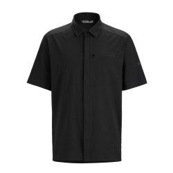 ARC'TERYX(アークテリクス) Skyline SS Shirt(スカイラインシャツショートスリーブ シャツ) Mens Black