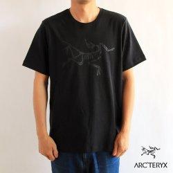 ARC'TERYX(アークテリクス) Archaeopteryx SS T-Shirt(アーキオプテリクス Tシャツ) Black/Black