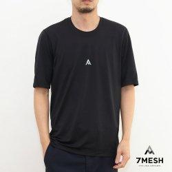 7mesh(セブンメッシュ)  Eldorado Shirt SS (エルドラドシャツSS) Black