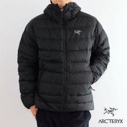 ARC'TERYX(アークテリクス) Thorium AR Hoody(ソリウムARフーディー)Mens Black