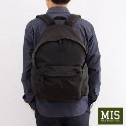 MIS(エムアイエス) DAYPACK(デイバック) Black