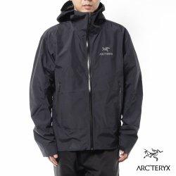 ARC'TERYX(アークテリクス) Zeta SL Jacket(ゼータSLジャケット) Mens Black ブラック