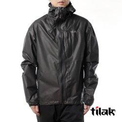tilak(ティラック) Vega SHAKEDRY Jacket(ベガシェイクドライジャケット) Mens Black