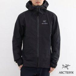 ARC'TERYX(アークテリクス) Beta SL Hybrid Jacket(ベータ SL ハイブリッド ジャケット) Mens Black