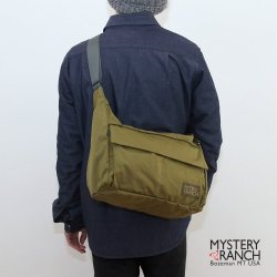 MYSTERY RANCH(ミステリーランチ) LOAD CELL SHOULDER(ロードセルショルダー) Moss