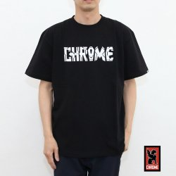 CHROME(クローム) RAYS OF HOPE FOR THE CITY TEE BLACK