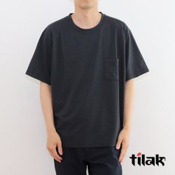 tilak(ティラック) POUTNIK Carat Tee SS(カラットティーショートスリーブ)  Black