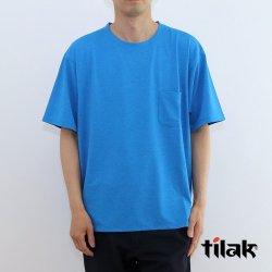 tilak(ティラック) POUTNIK Carat Tee SS(カラットティーショートスリーブ)  Blue