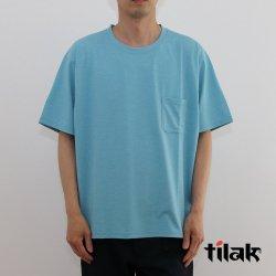 tilak(ティラック) POUTNIK Carat Tee SS(カラットティーショートスリーブ)  SkyBlue