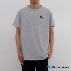 KLATTERMUSEN(クレッタルムーセン) Runa Workshop SS Tee Mens Grey Melange