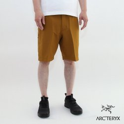 ARC'TERYX(アークテリクス) Creston Short8(クレストンショートパンツ8) Mens Yukon