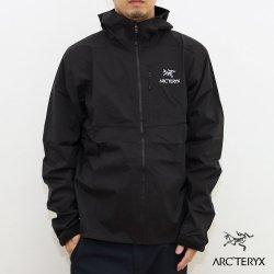 ARC'TERYX(アークテリクス)  Squamish Hoody(スコーミッシュ フーディー) Mens  Black 旧モデル(19AW)