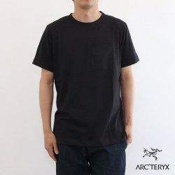 ARC'TERYX(アークテリクス) Eris T-Shirt(エリスTシャツ) Black