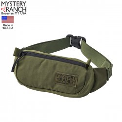 MYSTERY RANCH(ミステリーランチ) FORAGER HIPSACK(フォーリッジャーヒップサック) [Olive]