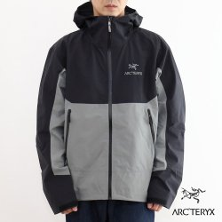 <img class='new_mark_img1' src='https://img.shop-pro.jp/img/new/icons14.gif' style='border:none;display:inline;margin:0px;padding:0px;width:auto;' />ARC'TERYX(アークテリクス) Zeta SL Jacket(ゼータSLジャケット) Mens Black/Cryptochrome