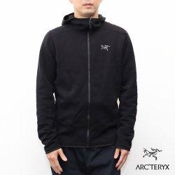 ARC'TERYX(アークテリクス) Kyanite Hoody(カイヤナイトフーディー) Mens Black