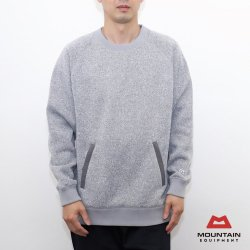 <img class='new_mark_img1' src='https://img.shop-pro.jp/img/new/icons14.gif' style='border:none;display:inline;margin:0px;padding:0px;width:auto;' />MOUNTAIN EQUIPMENT(マウンテンイクィップメン) Knit Sweater(ニットセーター) Grey