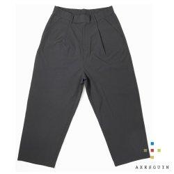 AXESQUIN(アクシーズクイン) TECH SLACKS(テックスラックス) Black