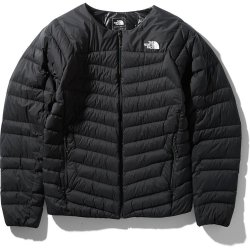 <img class='new_mark_img1' src='https://img.shop-pro.jp/img/new/icons14.gif' style='border:none;display:inline;margin:0px;padding:0px;width:auto;' />THE NORTH FACE(ザノースフェイス) Thunder Roundneck Jacket(サンダーラウンドネックジャケット) Mens【ブラック】NY32013