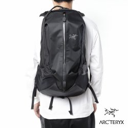 <img class='new_mark_img1' src='https://img.shop-pro.jp/img/new/icons14.gif' style='border:none;display:inline;margin:0px;padding:0px;width:auto;' />ARC'TERYX(アークテリクス) Arro22(アロー22) Stealth Black