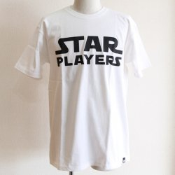 PLAYDESIGN(プレイデザイン)  STARPLAYERS  ホワイト
