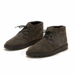 hobo(ホーボ) Sheepskin Desert Boots by AIRWALK(シープスキンデザートブーツbyエアウォーク)