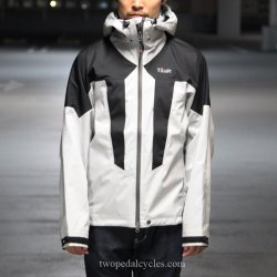 tilak(ティラック)  STINGER Jacket(スティンガージャケット)  silver/black
