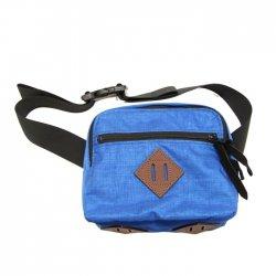 hobo(ホーボー)  CELSPUN Nylon BALMAT Waist Bag by ARAITENT(アライテント) BLUE