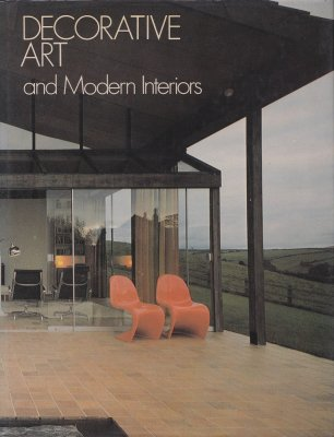 DECORATIVE ART and Modern Interiors 1974/75