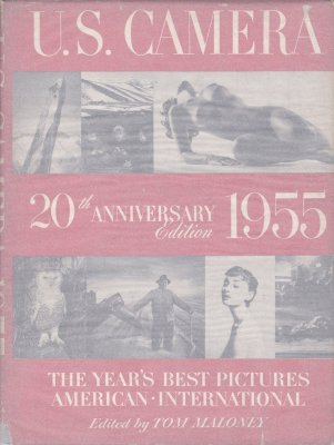 U.S. CAMERA 20th ANNIVERSARY Edition 1955