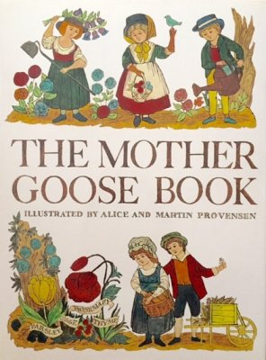 THE MOTHER GOOSE BOOK マザーグース