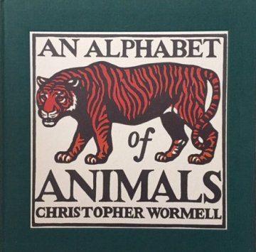 AN ALPHABET of ANIMALS 動物たちのABC