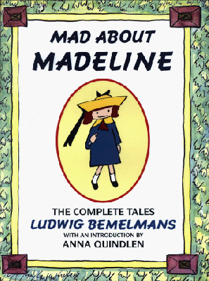 MAD ABOUT MADELINE マドレーヌに夢中