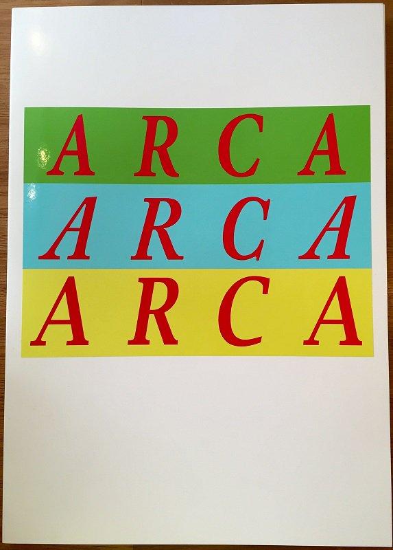 ARCA(Signed) / 佐内正史 Masafumi Sanai