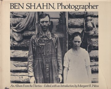 BEN SHAHN, Photographer