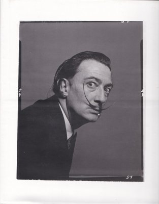 DALI BY HALSMAN