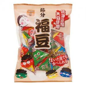 国産大豆  節分福豆(テトラパック入り) (125g)
