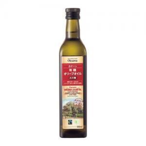 カナーン 有機オリーブオイル(ルミ種)(500ml)