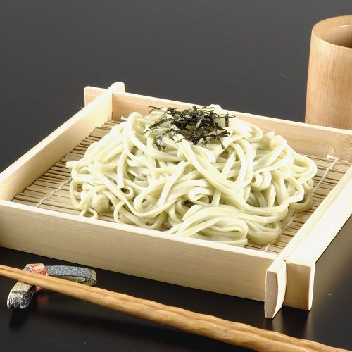 <b>ご贈答に!小千谷そば(乾麺)3束化粧箱(つゆ付)</b>