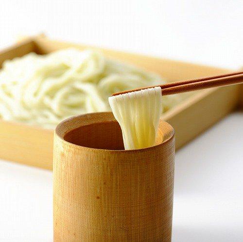 <b>ふのりうどん(冷凍生麺) 150g×6束 つゆ×6袋</b>