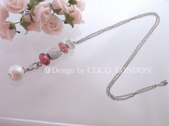 PANDORA ネックレス 〜80cm