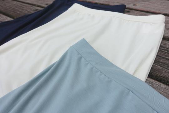 LaLaLei original color strapless short tops