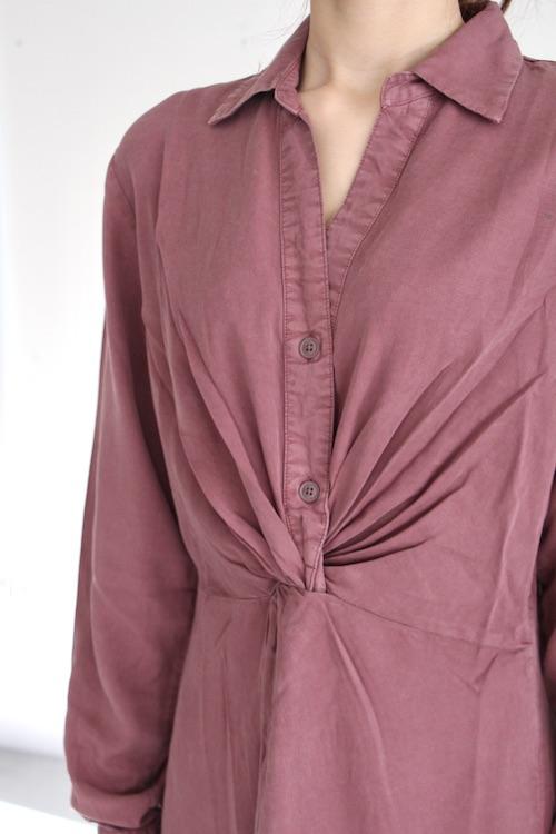 Love Stitch purple shirt OP