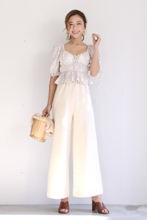 skylar+madison white short tops
