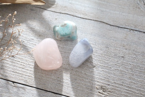Crystals & Stones ''Calming&Anti-anxiety''