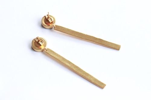 ikkelele DESTELLOS earrings