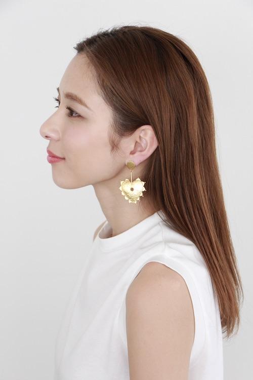 ikkelele BROKEN HEART earrings