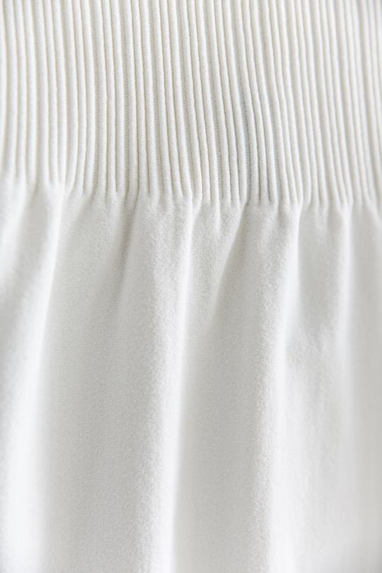 roberto collina white knit SK